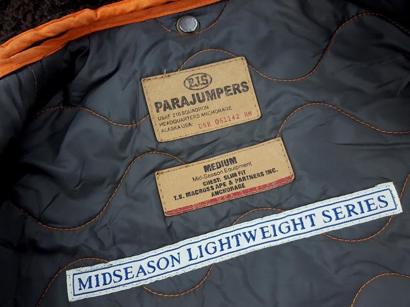 parajumpers midseason lightweight series