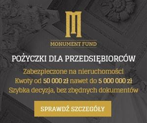 monument fund - kredyty zabezpieczone nieruchomościami