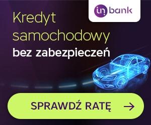 inbank - najlepszy kredyt samochodowy