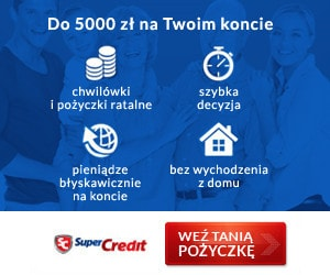super credit - chwilówki ranking