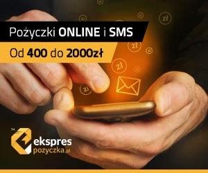 ekspres pożyczka - chwilówka 500 zł