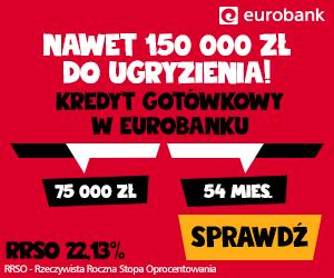eurobank - kredyt gotówkowy dla Ciebie