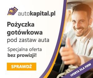 autokapital - pożyczka pod zastaw auta