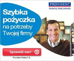 provident dla firm - łatwa pożyczka dla firm