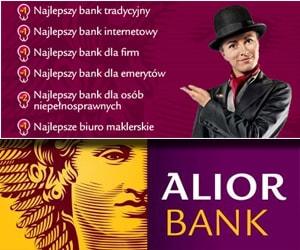 alior - najlepszy kredyt samochodowy