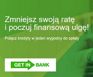 getin - kredyt konsolidacyjny