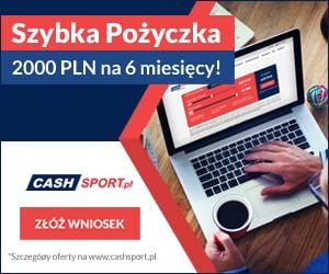 cashsport - nowa chwilówka