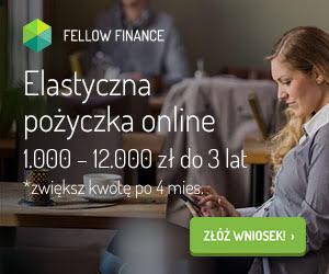 fellow finance - pożyczka ratalna bez BIK