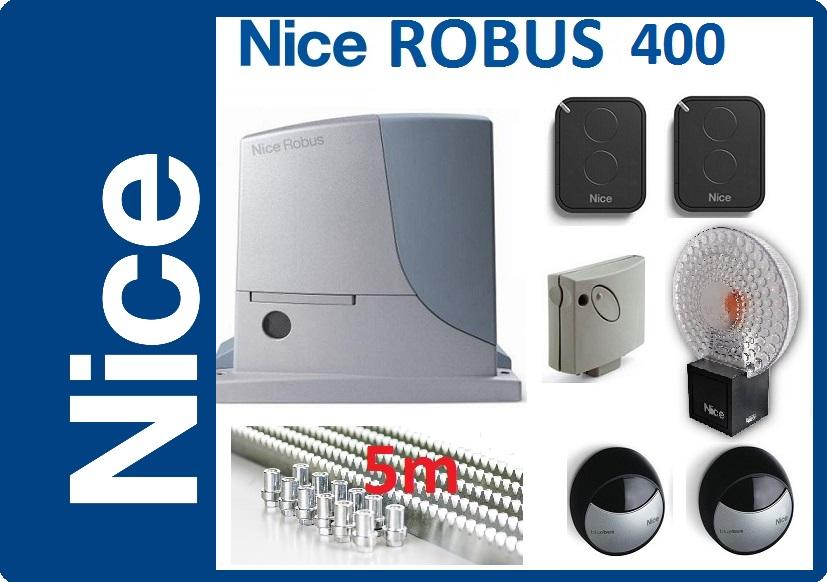 Nice robus 400 nap d si ownik 2xpilot road 400 - Nice robus 400 ...