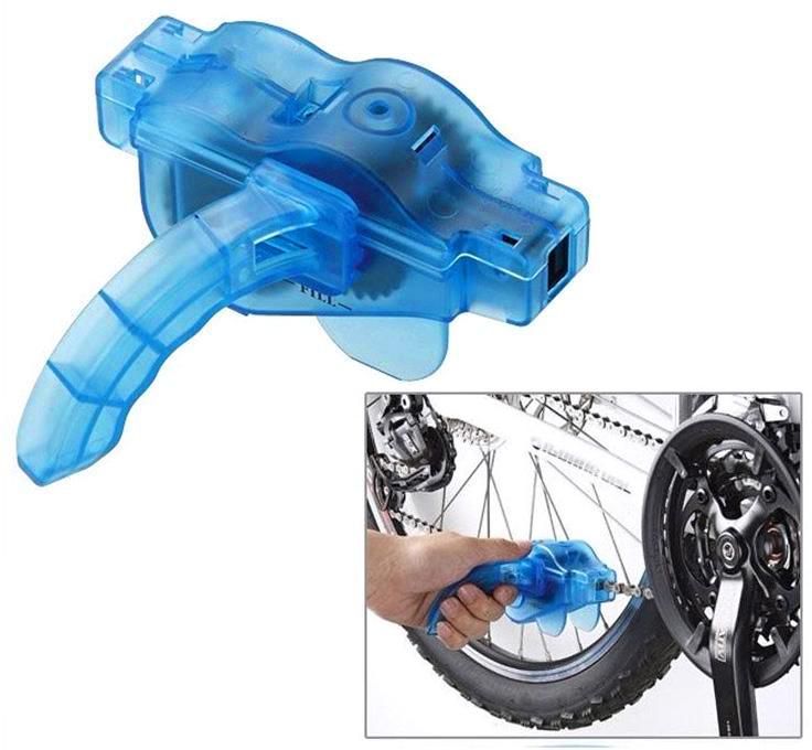 Zestaw do czyszczenia łańcucha rowerowego