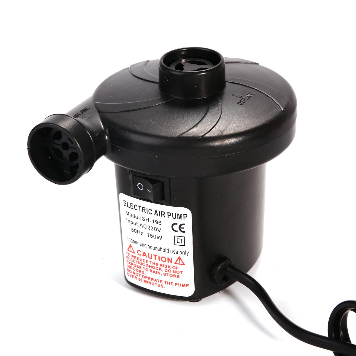 Elektryczna pompka do materacy