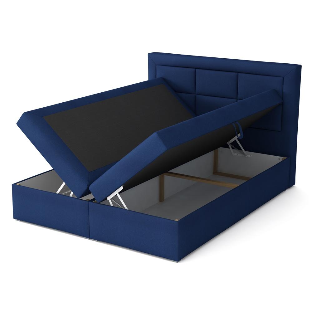 Boxsprinbett NOLIO mit Bettkasten