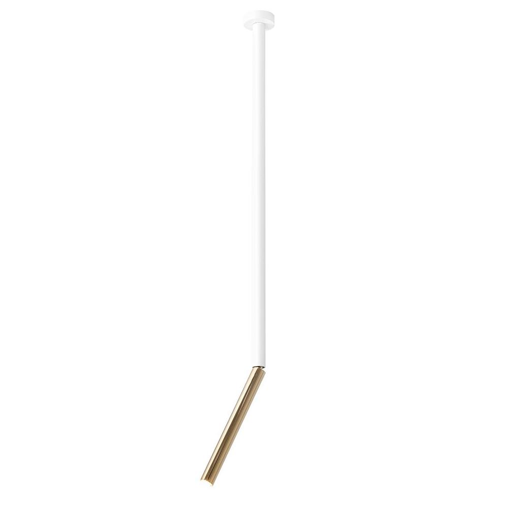 Deckenlampe PIPILO Weiß 82 cm lang