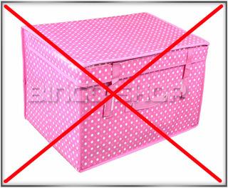 aufbewahrung organizer textilbox faltbox xxl in verschiedenen muster f161 ebay. Black Bedroom Furniture Sets. Home Design Ideas