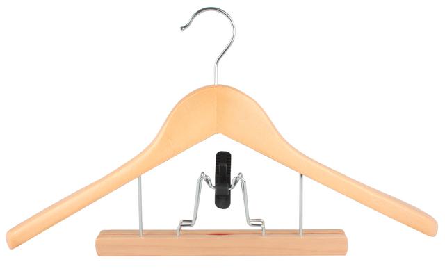 kleiderb gel holz breite schulterauflage mit hosenspanner hosen klemmb gel w2 ebay. Black Bedroom Furniture Sets. Home Design Ideas