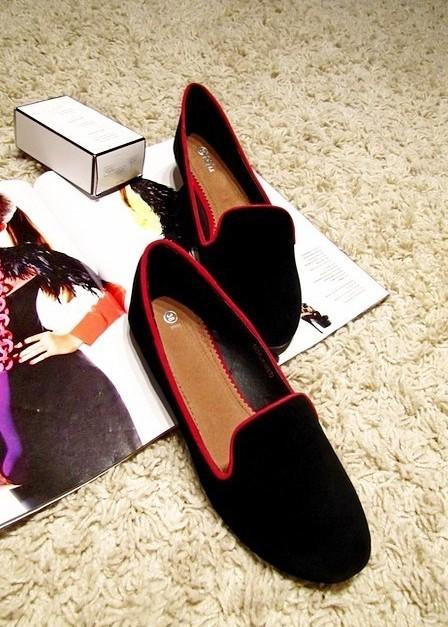 damen ballerinas damenschuhe slipper flach loafer. Black Bedroom Furniture Sets. Home Design Ideas