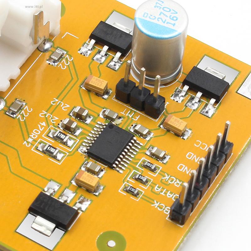 Kopia - Bezprzewodowy odbiornik audio Bluetooth 4,0 z wzmacniaczem 3W