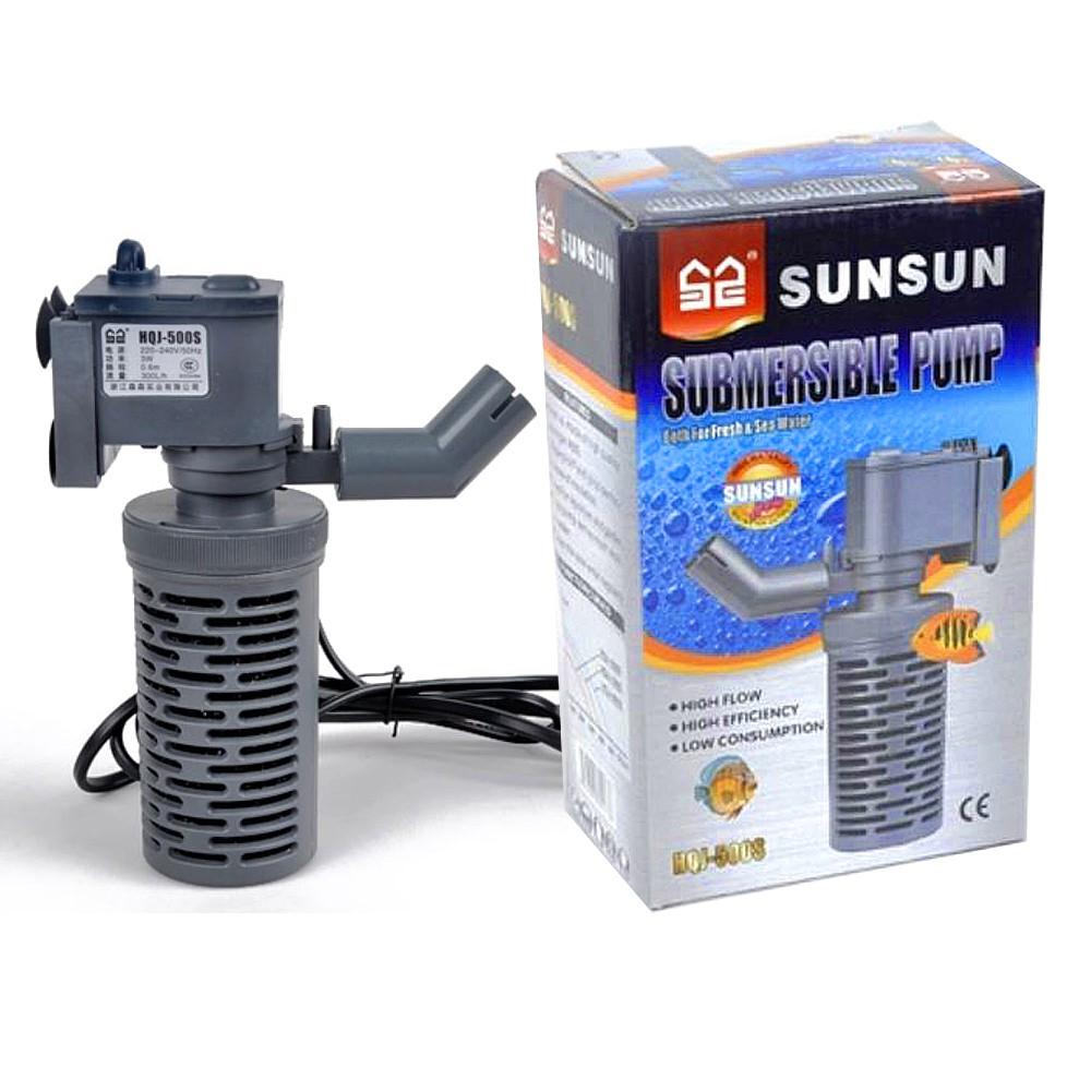 SunSun EasyFilter 500 - filtr wewnętrzny 300l/h