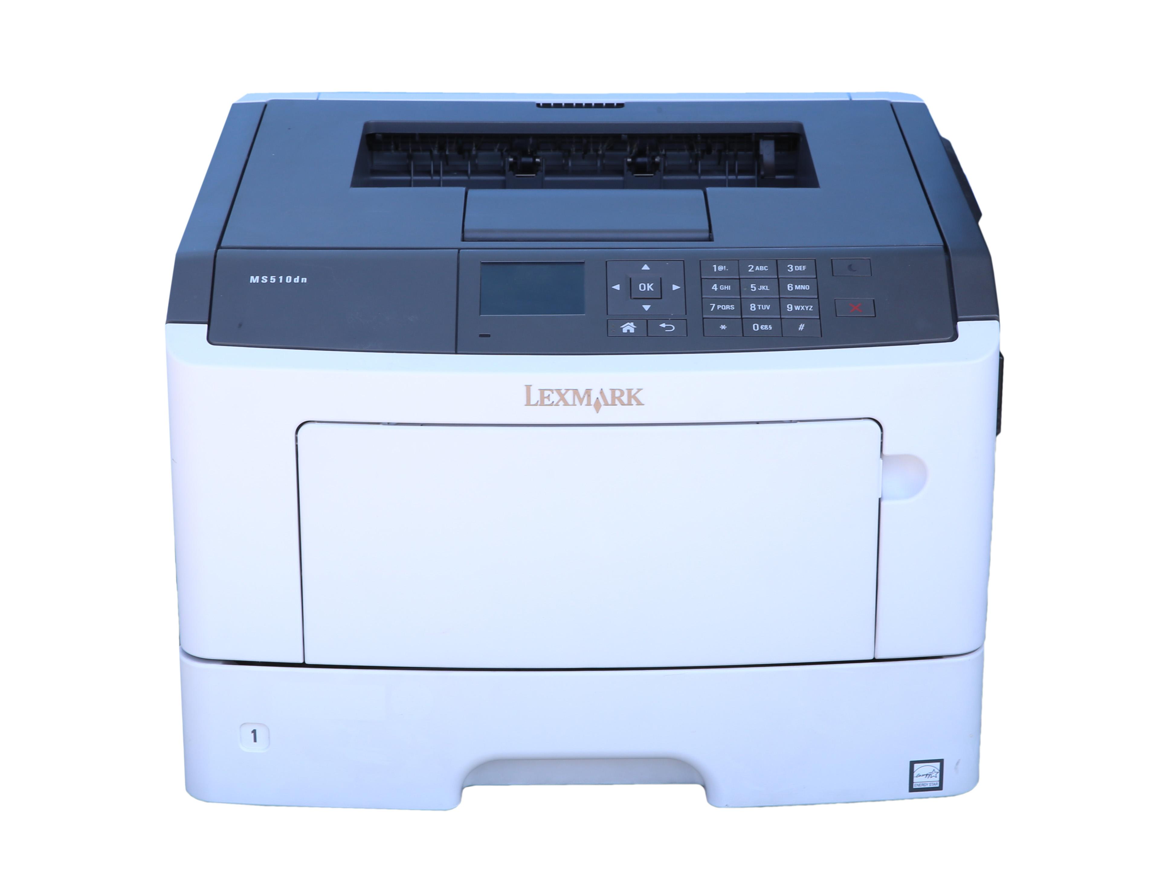 Lexmark 4514-630 MS510dn  Mono Laser Printer