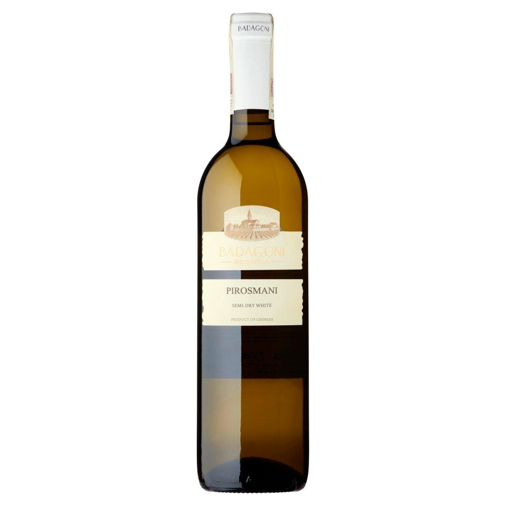 BADAGONI Pirosmani Wino białe półwytrawne Gruzja