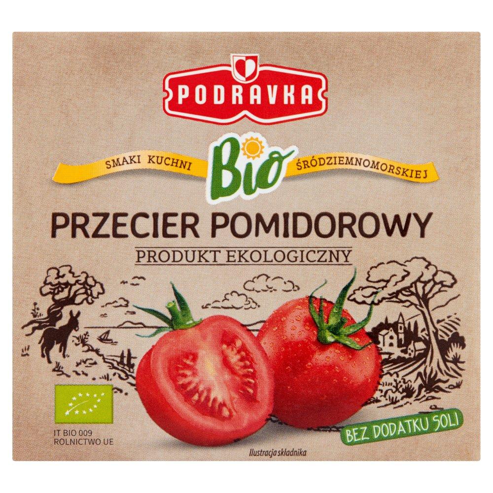 Podravka Bio Przecier pomidorowy 500g (2)