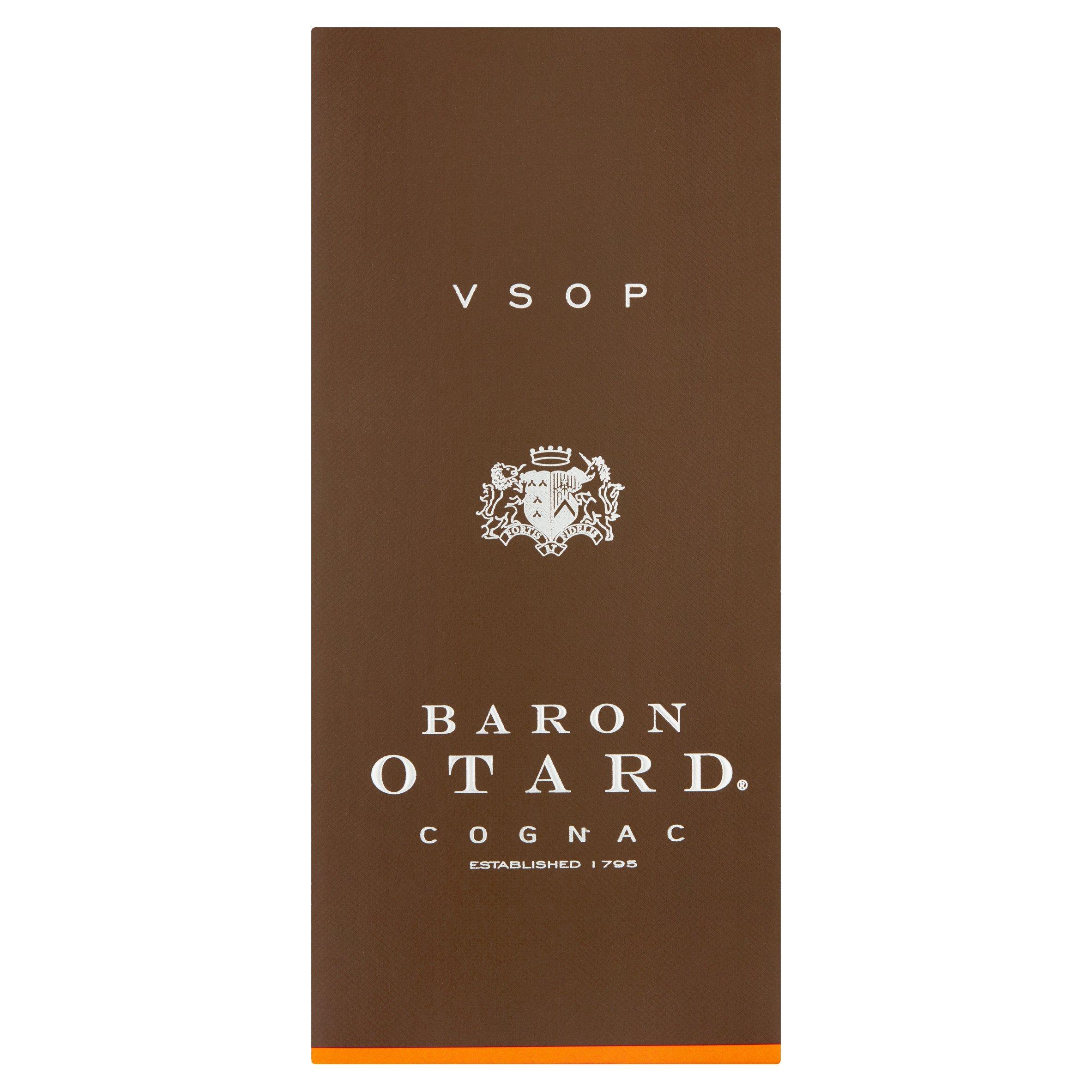 Baron Otard VSOP Koniak 700ml (2)