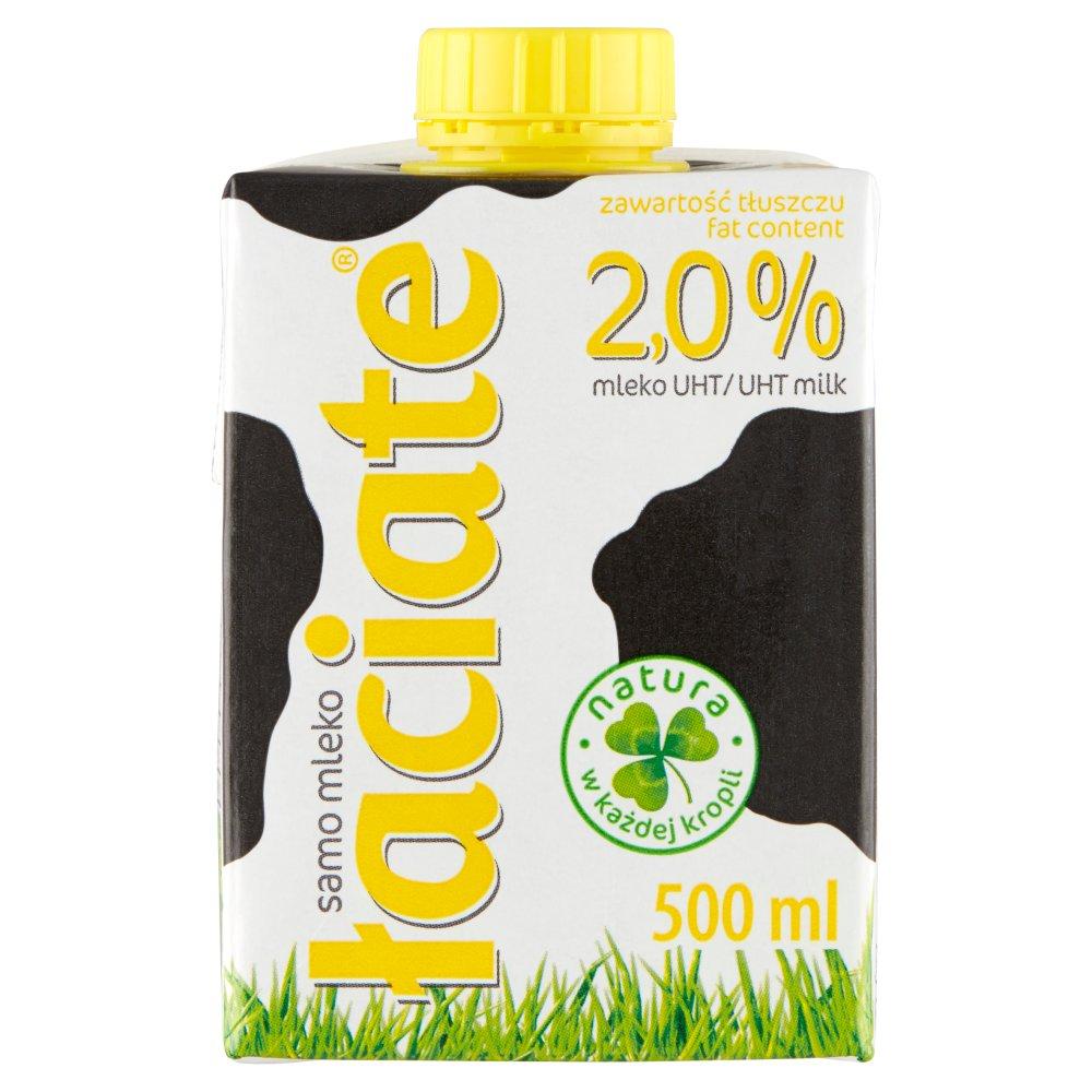 Łaciate Mleko UHT 2,0% 500ml (2)