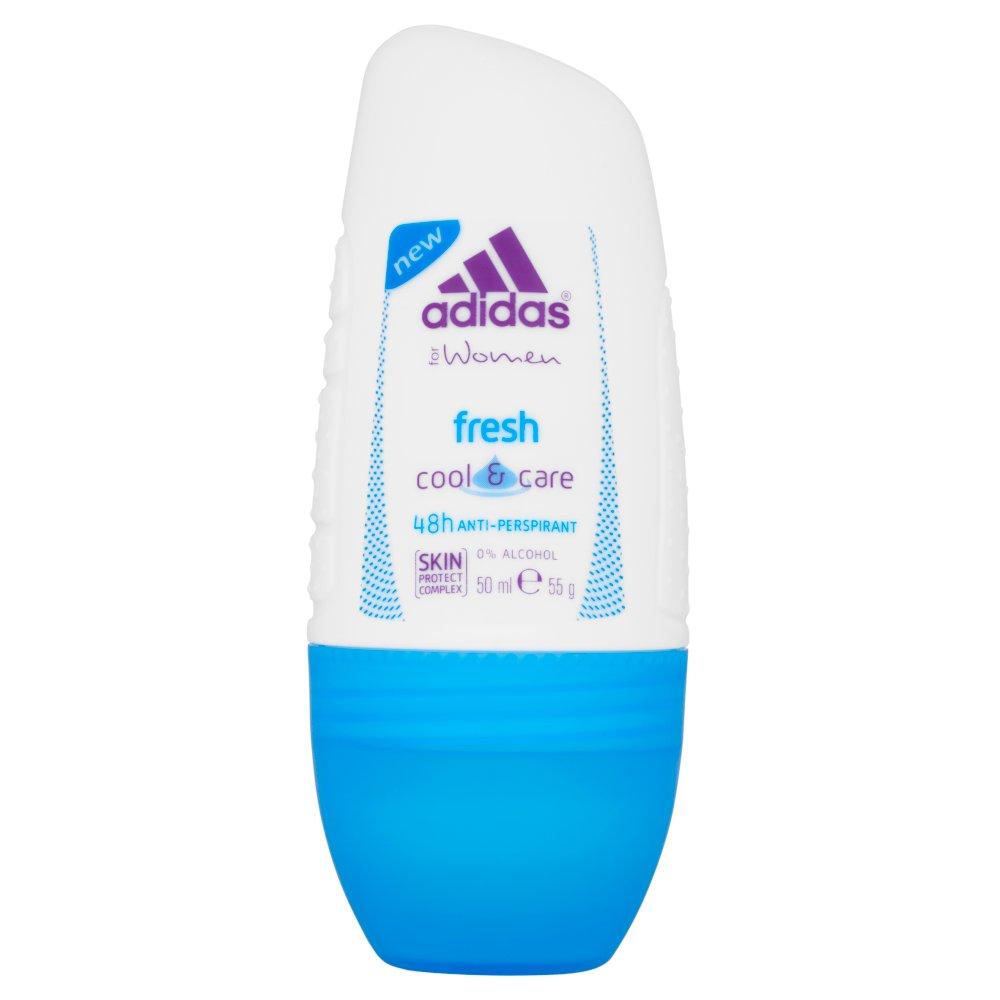 Adidas Fresh Dezodorant antyperspirant w kulce dla kobiet 50ml