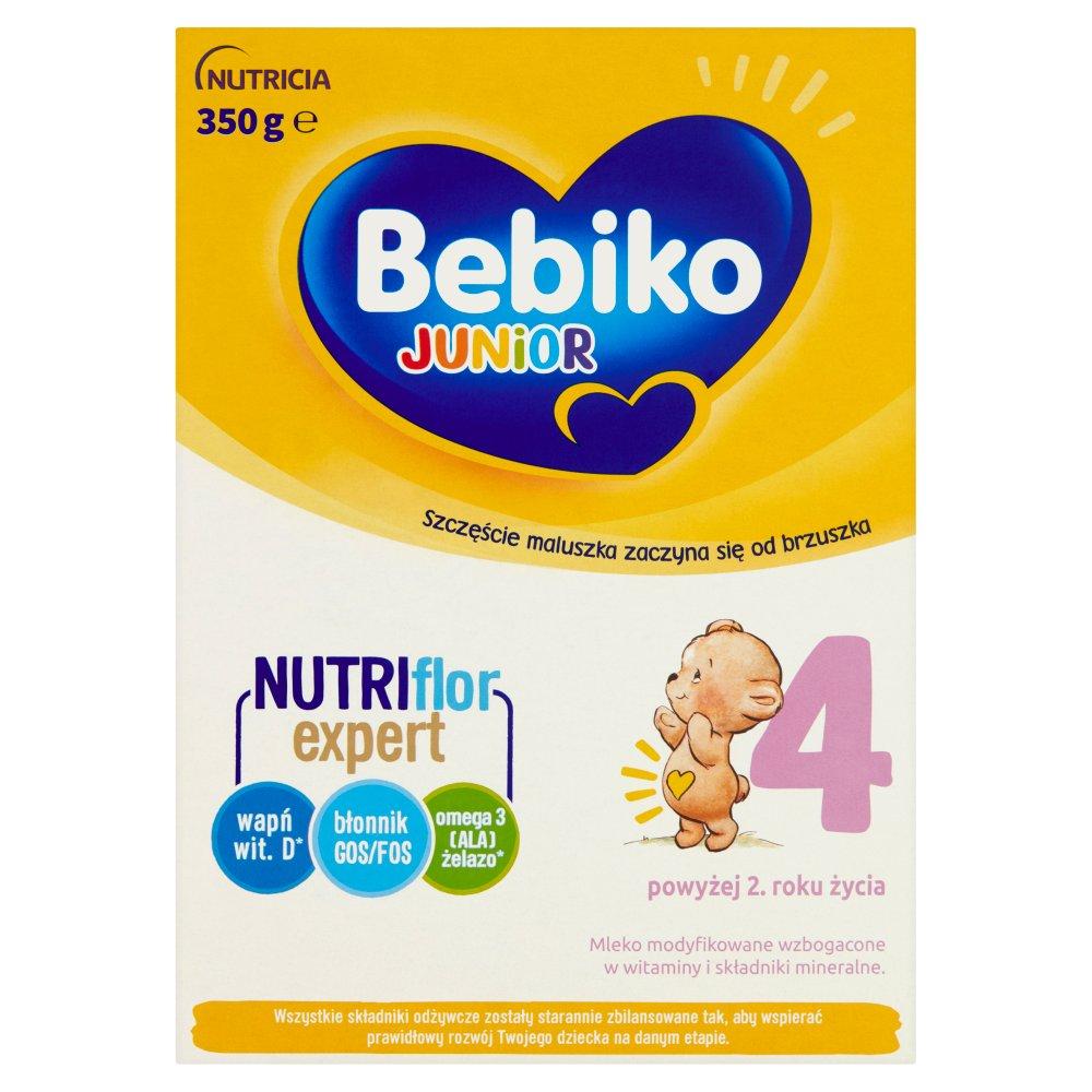 Bebiko Junior 4 Mleko modyfikowane dla dzieci powyżej 2. roku życia 350g (2)