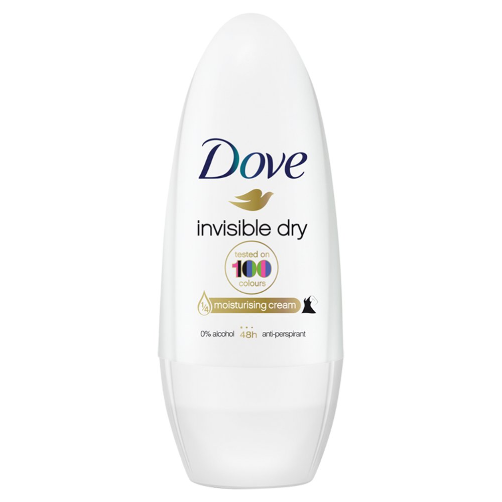 Dove Invisible Dry Antyperspirant w kulce 50ml