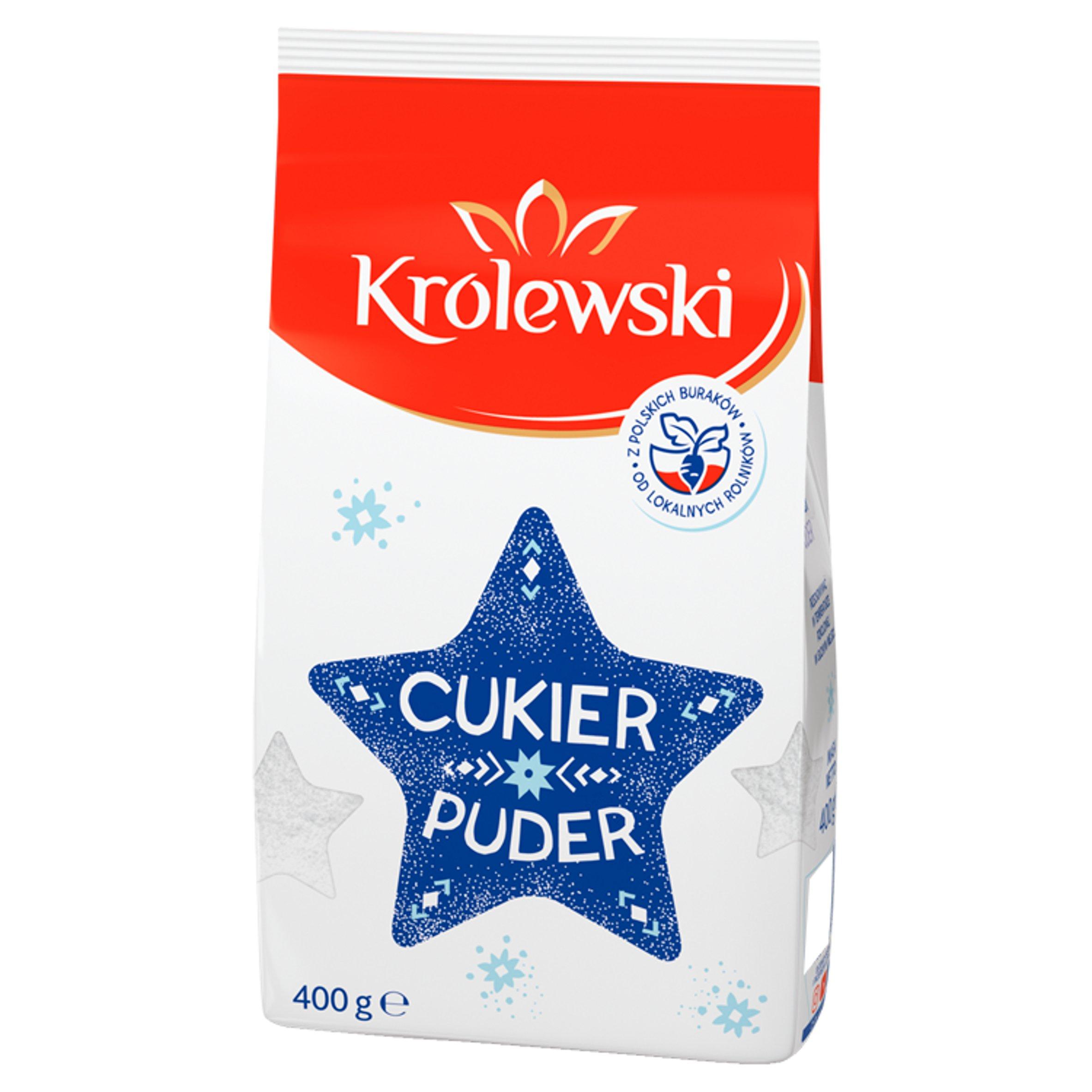 Cukier Królewski Cukier puder 400g (2)
