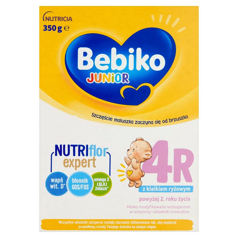 Bebiko Junior 4R Mleko modyfikowane dla dzieci powyżej 2. roku życia 350g (2)