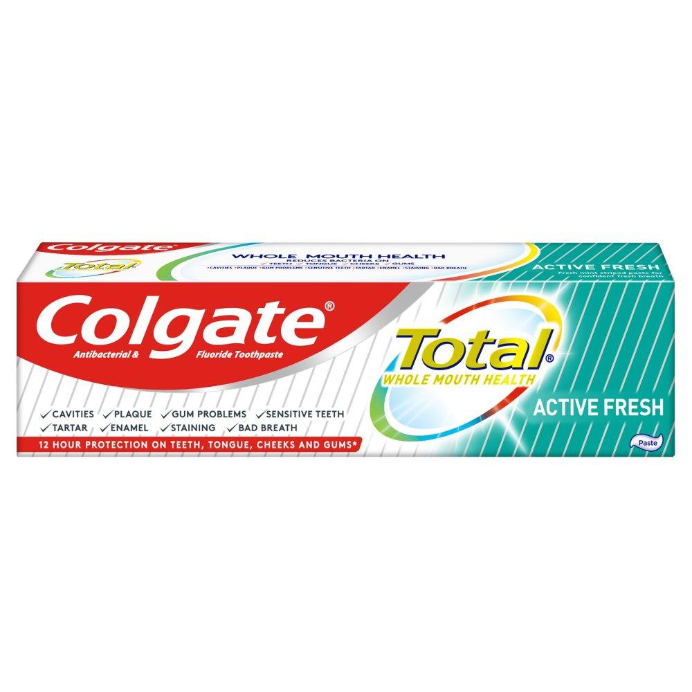 COLGATE Total Aktywna Świeżość Pasta do zębów (2)