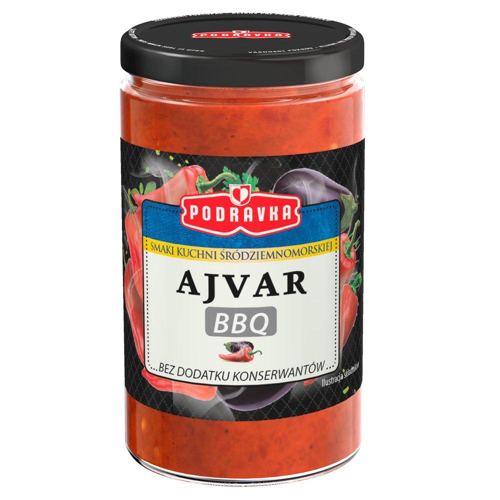Podravka Ajvar BBQ 195g