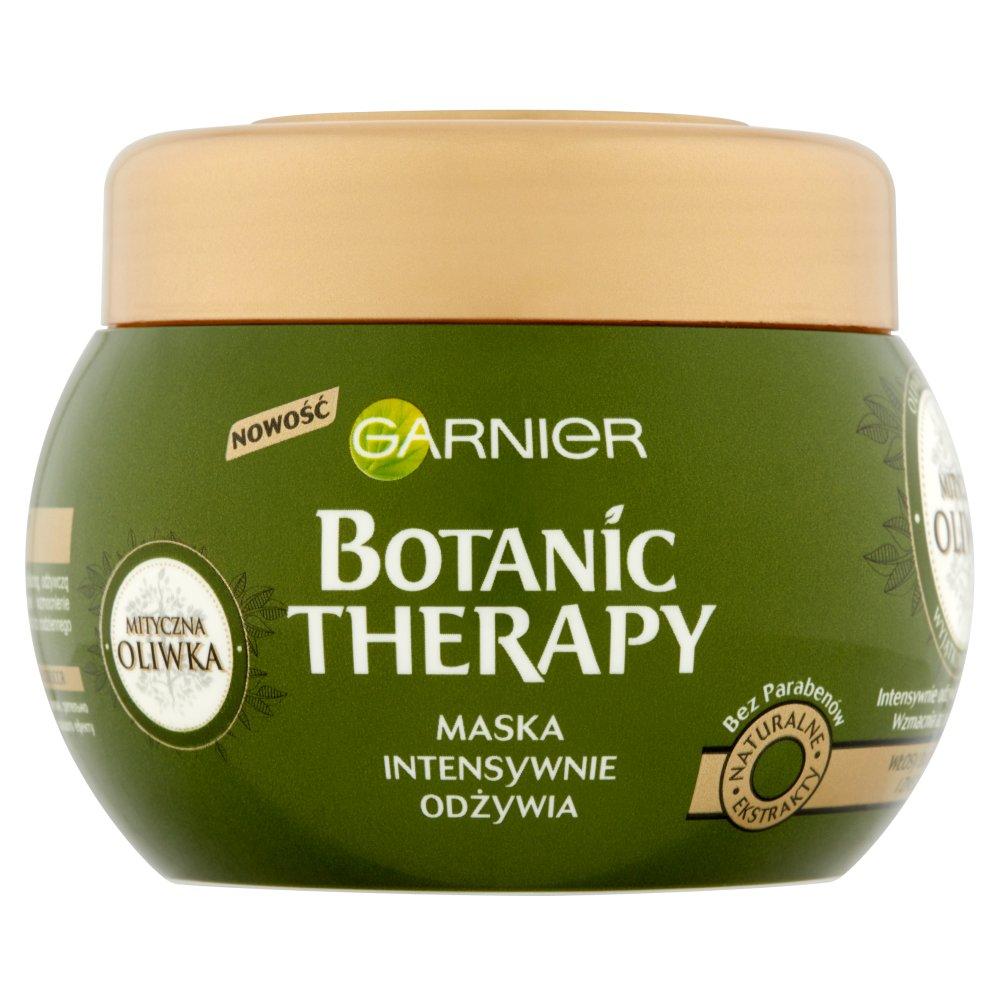 GARNIER Botanic Therapy Maska do włosów Mityczna oliwka (2)