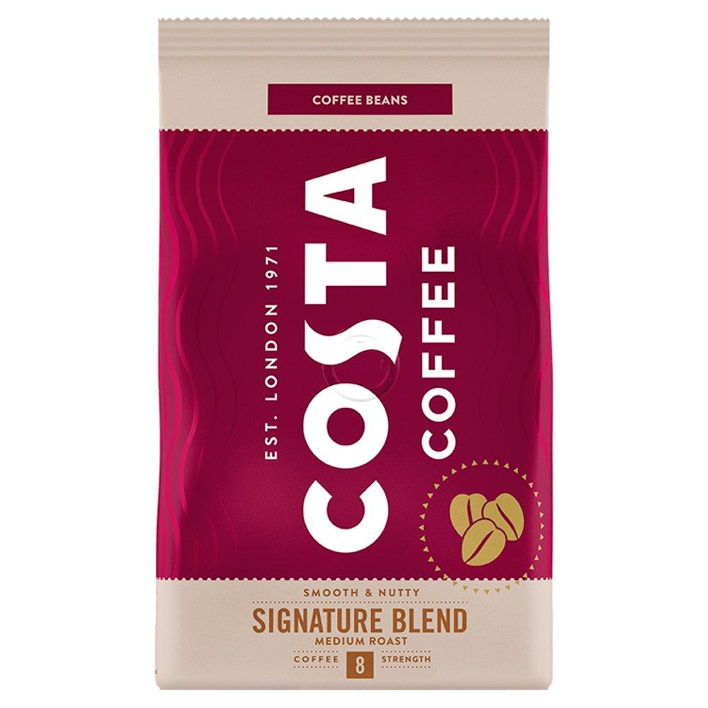 Costa Coffee Signature Blend Medium Roast Kawa palona ziarnista 500g (2)