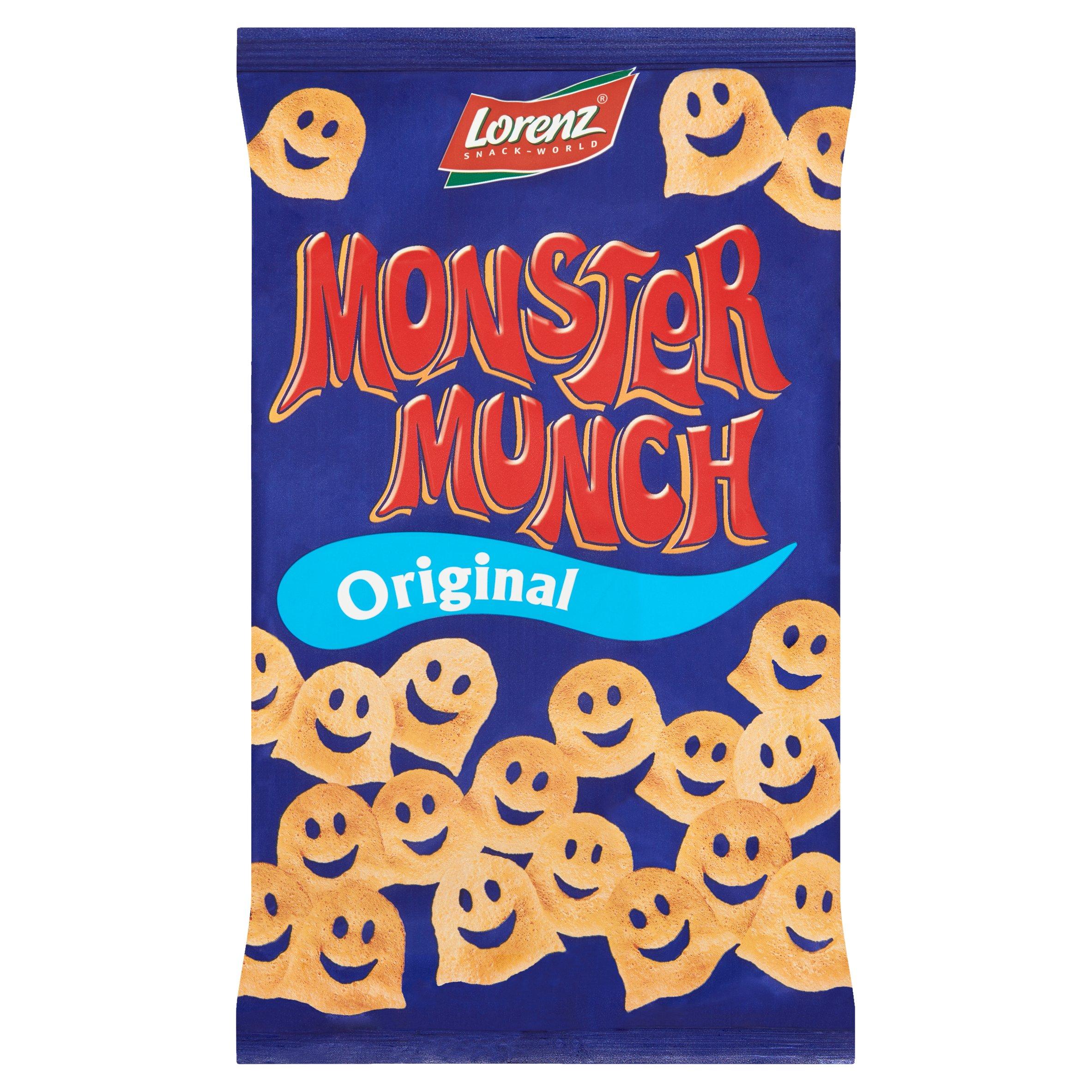 Monster Munch Original Chrupki ziemniaczane solone 50g (2)