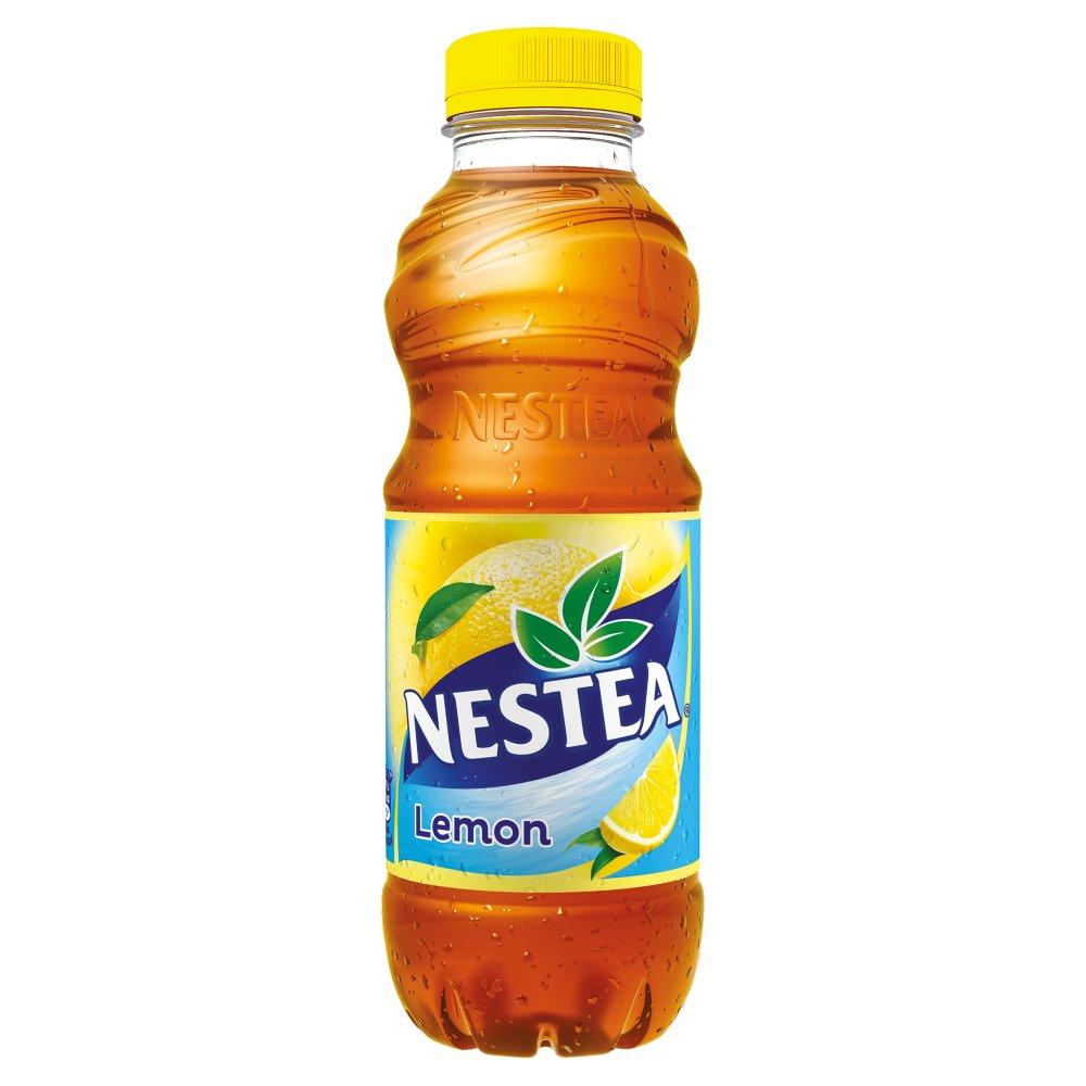 Nestea Napój herbaciany o smaku cytrynowym 500ml