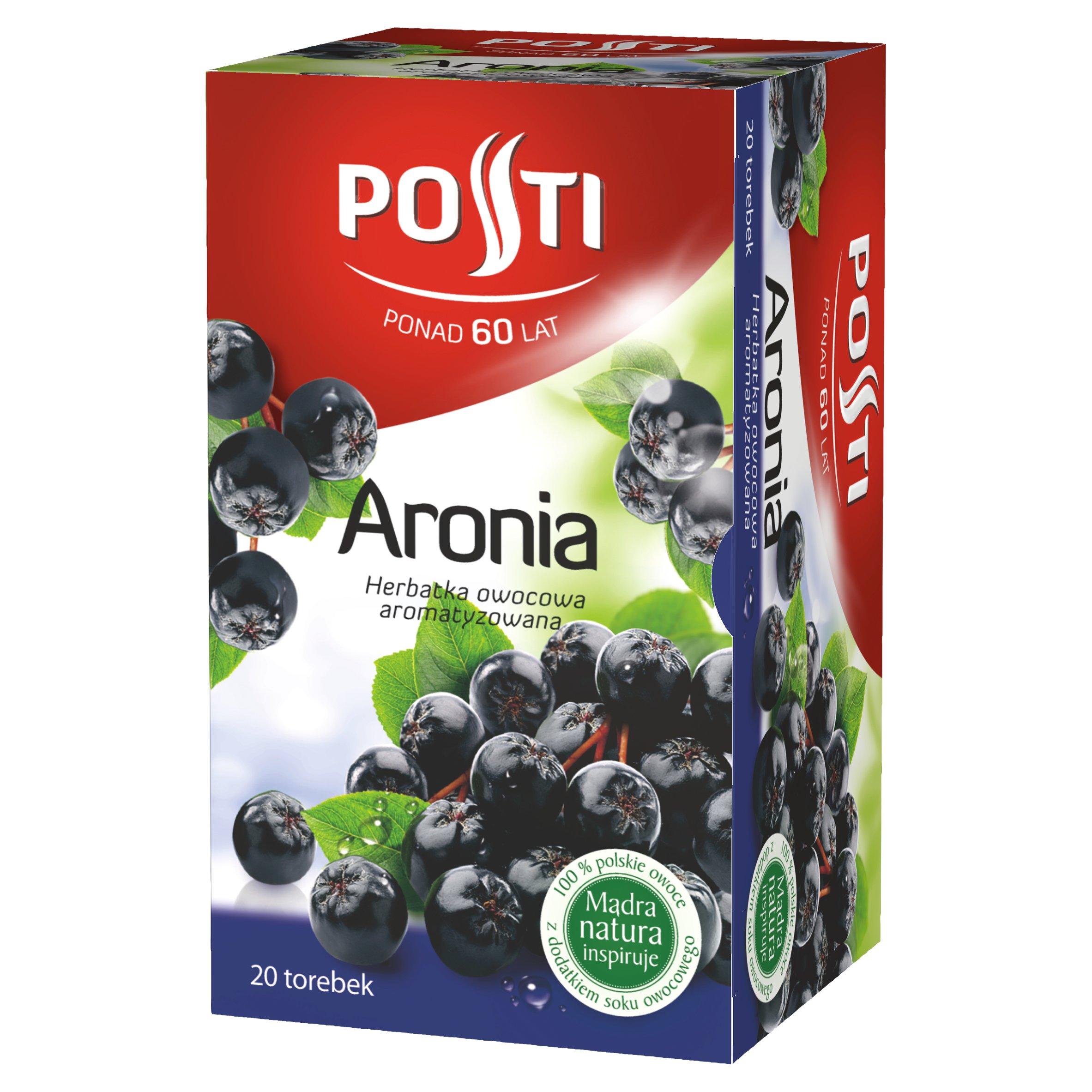 Posti Aronia Herbatka owocowa aromatyzowana 40g (20 tb)