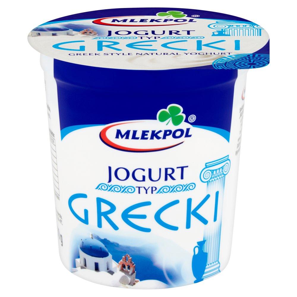 Mlekpol Jogurt typ grecki 350g