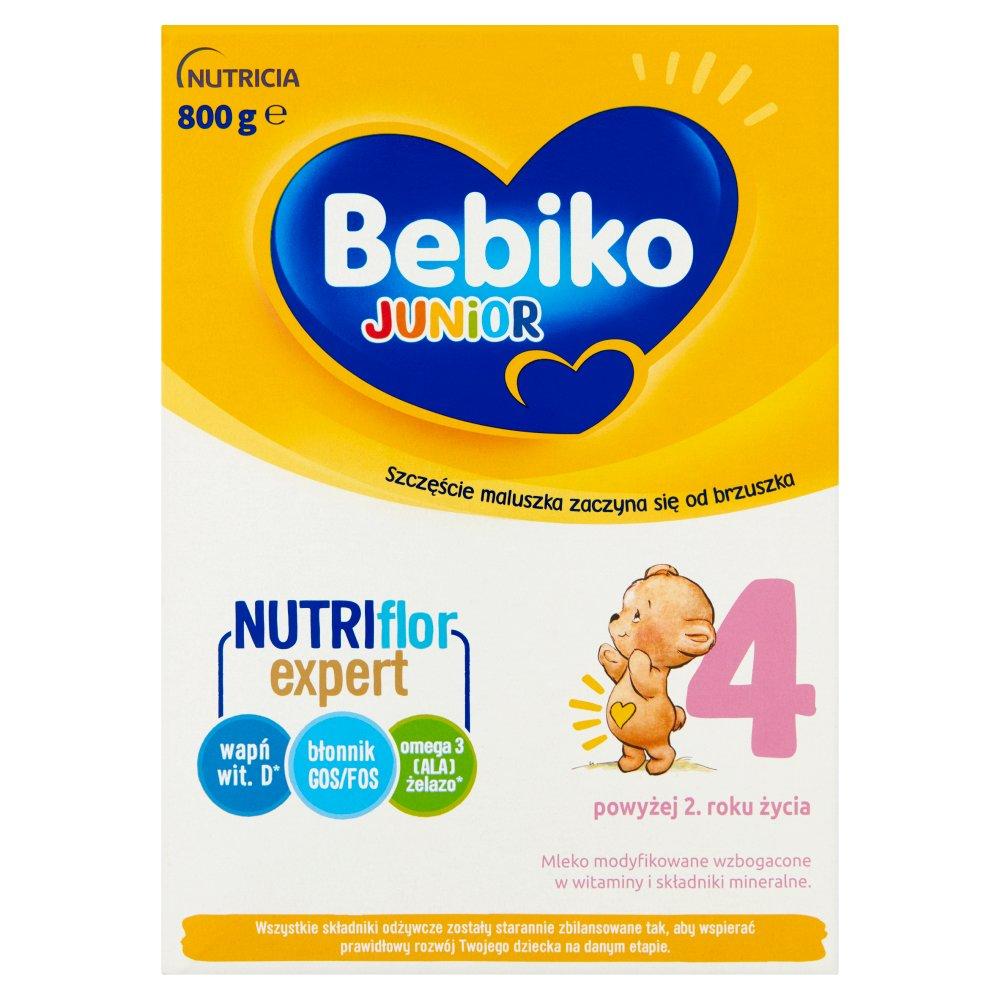 Bebiko Junior 4 Mleko modyfikowane dla dzieci powyżej 2. roku życia 800g (2x400g) (2)