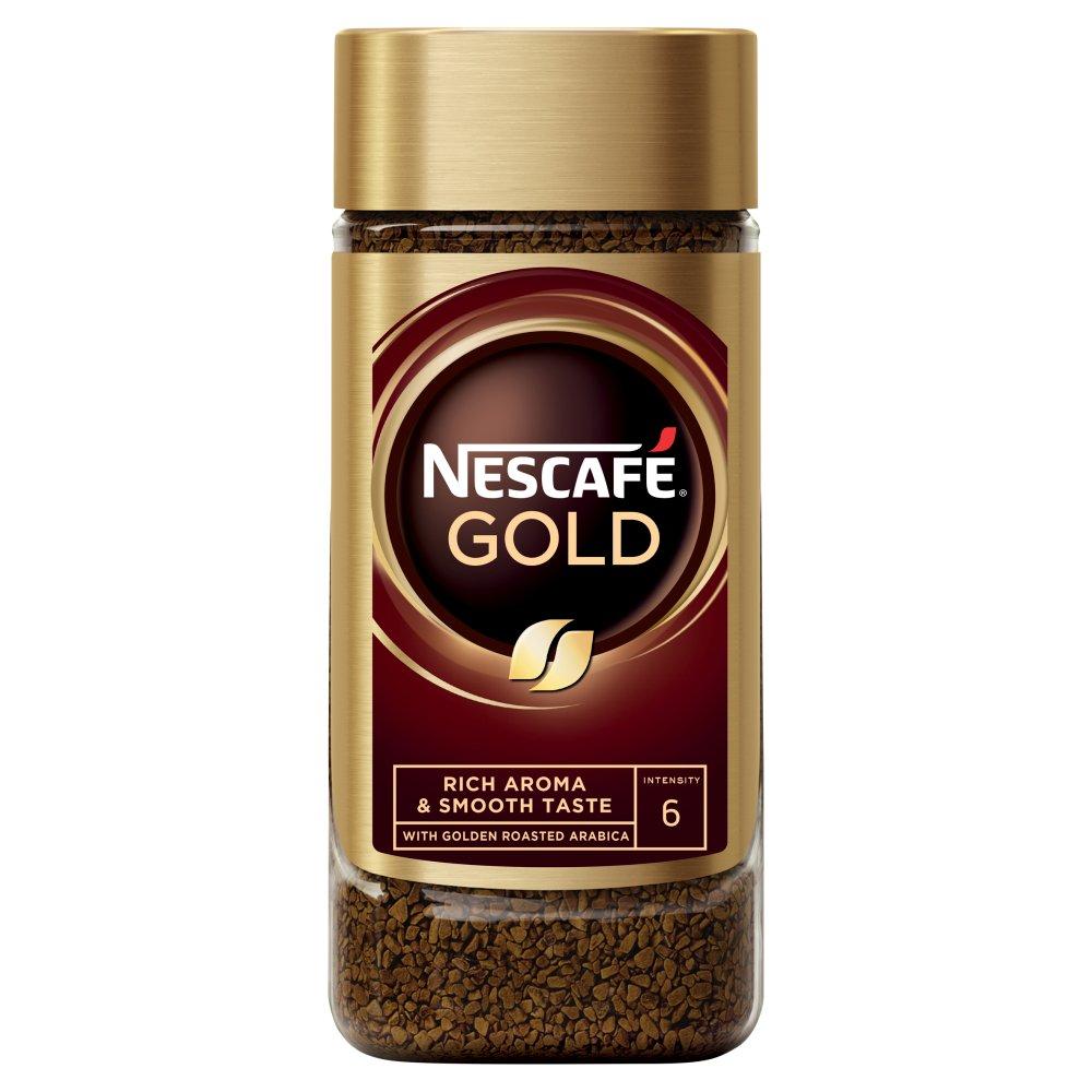 Nescafé Gold Rich & Smooth Kawa rozpuszczalna 200g (2)