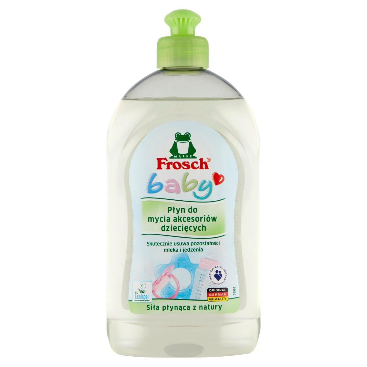 FROSCH Baby Płyn do mycia akcesoriów dziecięcych