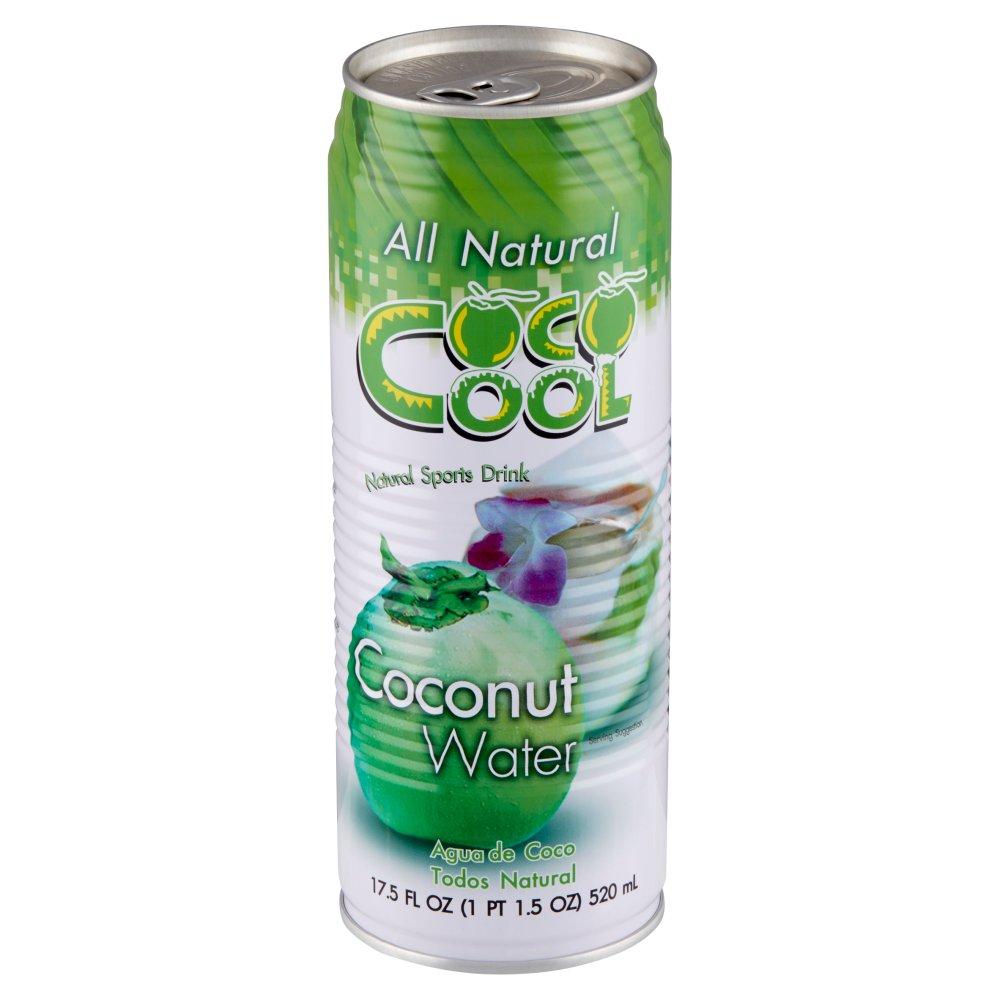 Coco Cool Woda z wnętrza kokosa 520ml