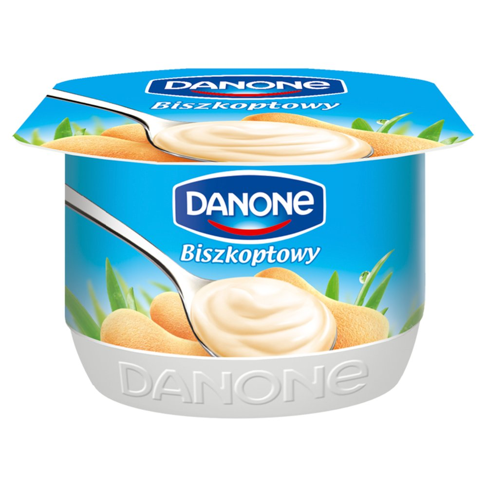 Danone Biszkoptowy Jogurt 120g (1)