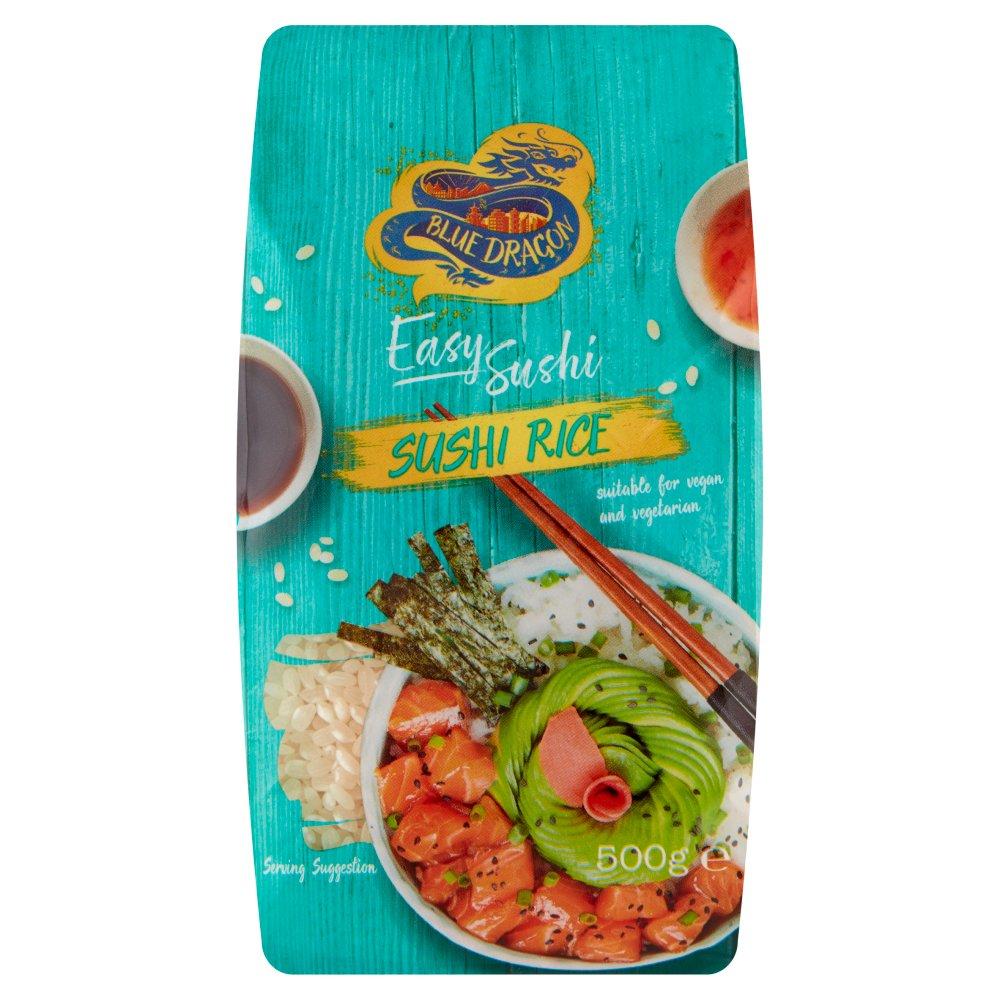 Blue Dragon Ryż do sushi 500g