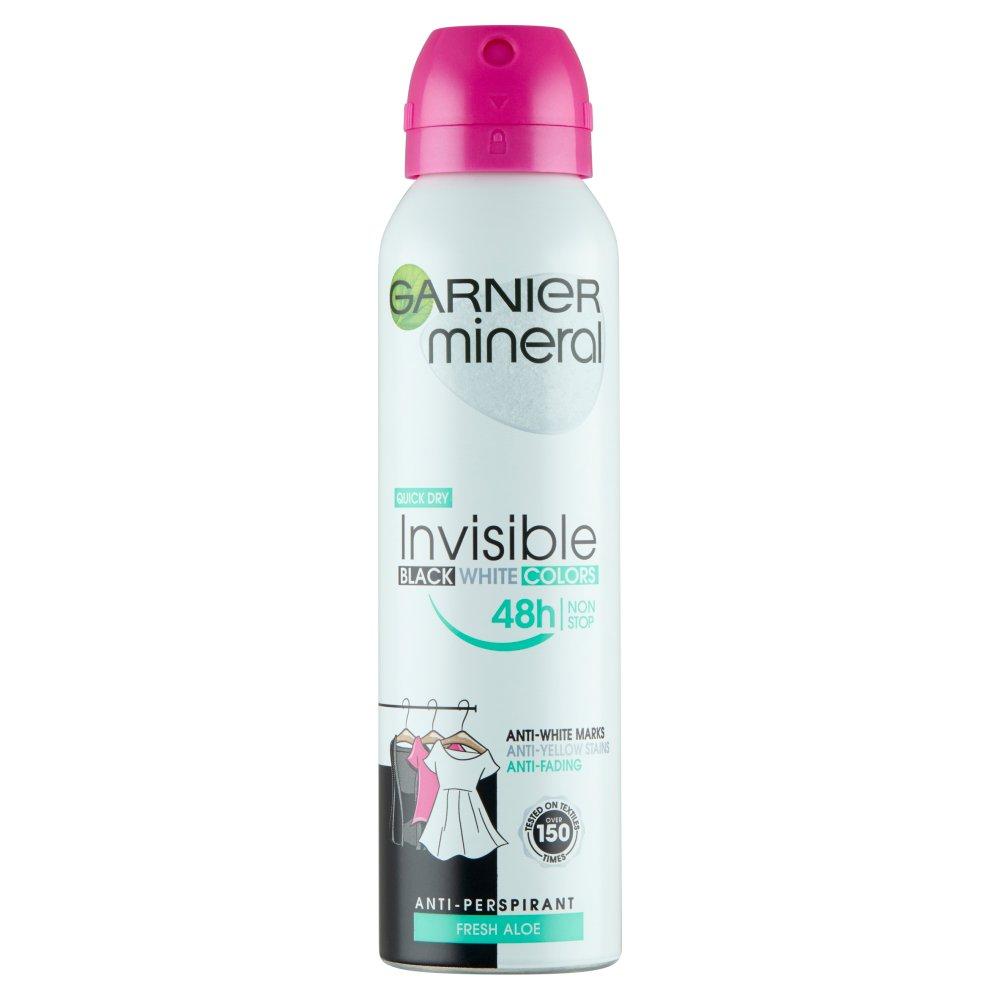Garnier Mineral Invisible Antyperspirant 150ml (1)