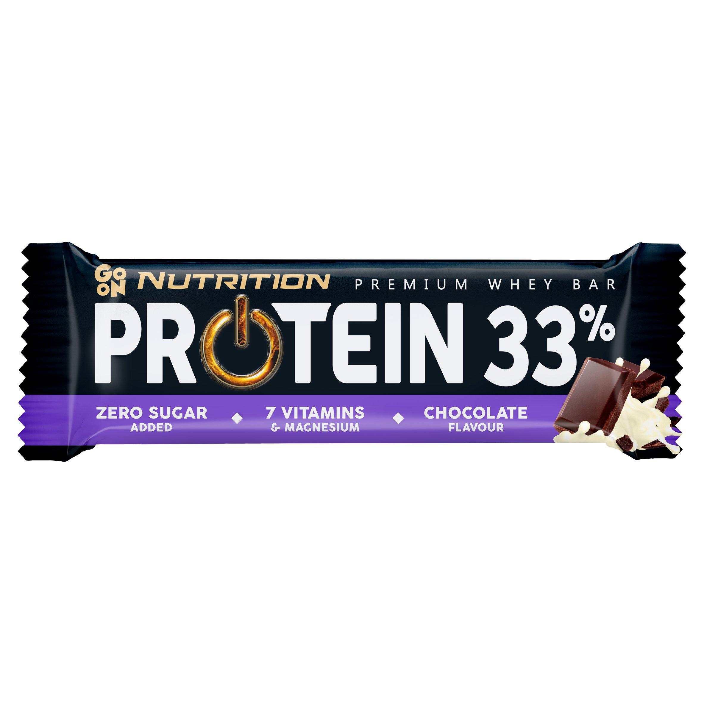 Sante Go On Protein 33% Baton o smaku czekoladowym 50g