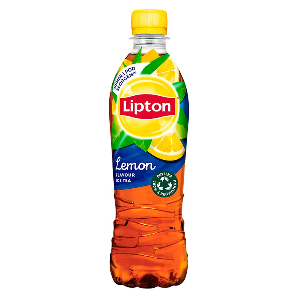 Lipton Ice Tea Lemon Napój niegazowany 500ml (2)