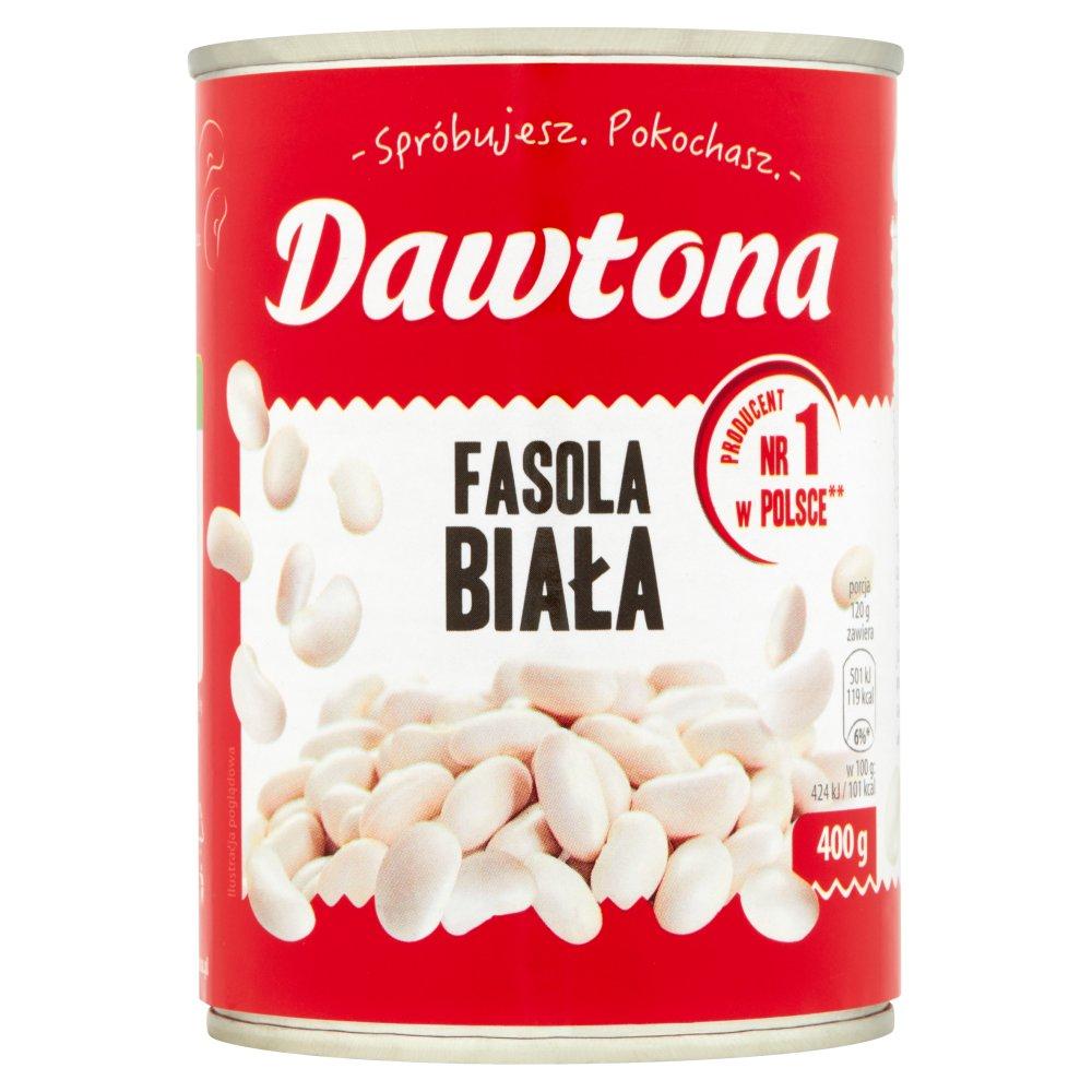 Dawtona Fasola biała 400 g (2)